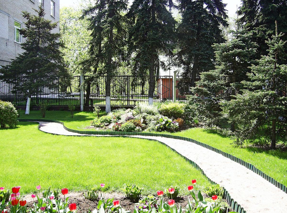 Натуральный камень в ландшафтном дизайне — Зеленый город, Воронеж